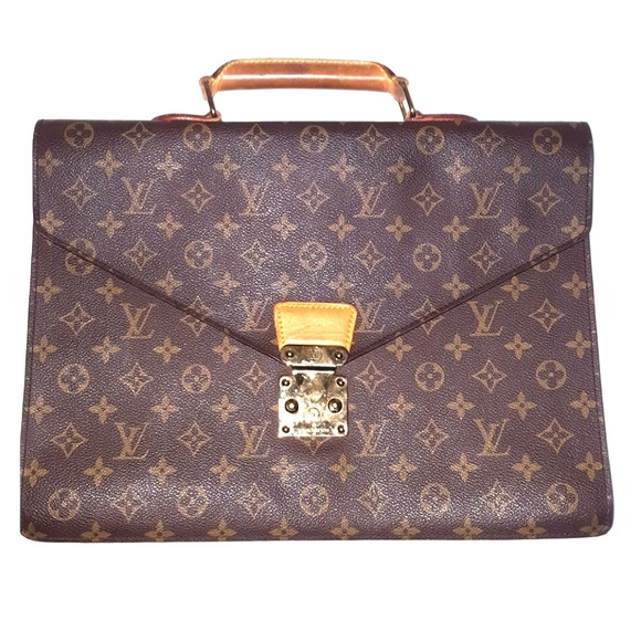 20245e4899d Louis Vuitton Bags   Briefcase Or Monogram Laptop Bag   Poshmark